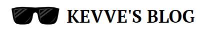 Kevve's BLOG